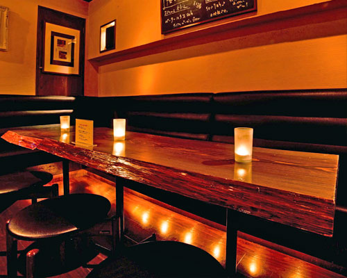 パーティーに人気のテーブルソファ席